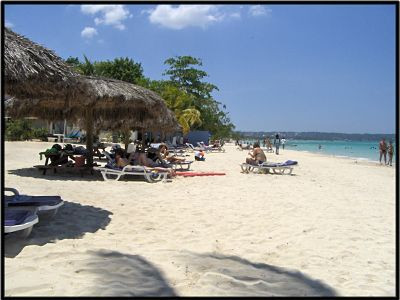 HOW FAR IS NEGRIL FROM MONTEGO BAY
