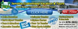 Jamaica Airport Transfers Taxi and Tours videos