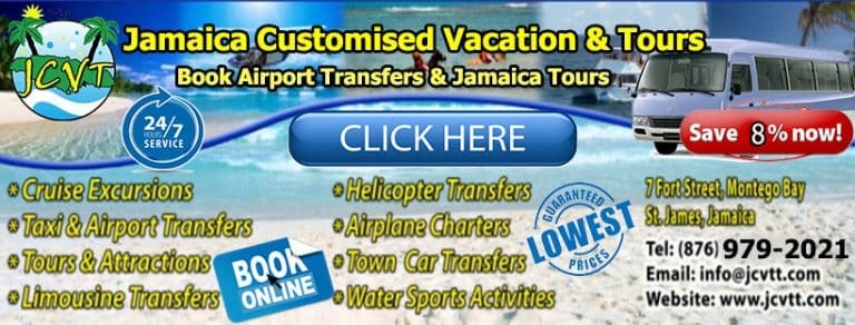 Read more about the article Why Book With Jamaica Customised Vacations, Transportation and Tours