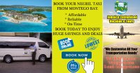 Montego Bay Airport transfer to Negril