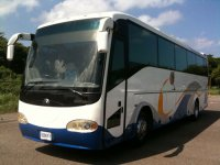 35 Seats Bus Hireage from Montego Bay.