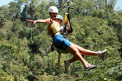 Zip Line Canopy Tour from RIU Montego Bay Hotels.