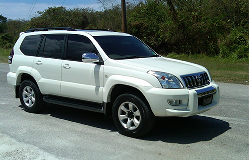 SUV Montego Bay Airport Transfer to Montego Bay Hotels