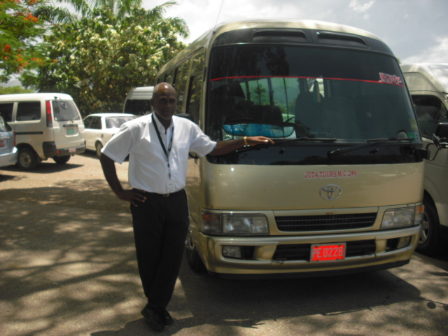 Transportation and Tour Specialist