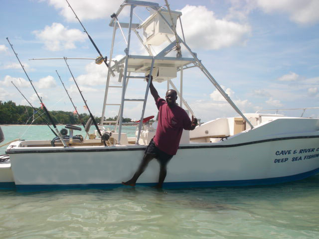 Best deep sea fishing full day 8 hour fishing tour in for Deep sea fishing jamaica