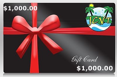 $1,000.00 Jamaica Airport Transfers and Tours Gift Certificate