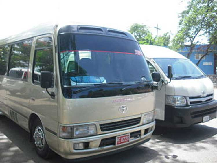 Ocho Rios Transportation to Montego Bay Airport