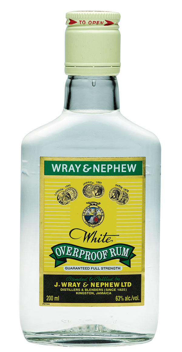 Buy J Wray & Nephew 200ml Bottle Rum