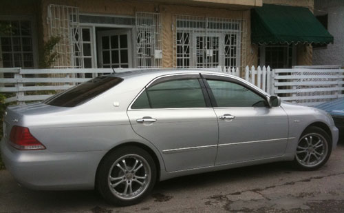 Luxry Sedan Transfer: Hip Strip Hotels from Montego Bay Airport