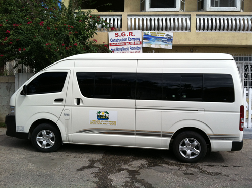 Taxi from Negril to Ocho Rios