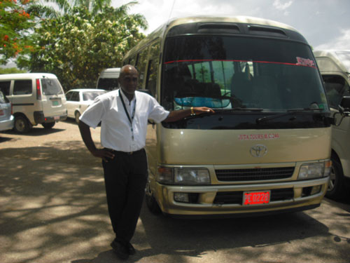 Negril Villa Transfers from Airport