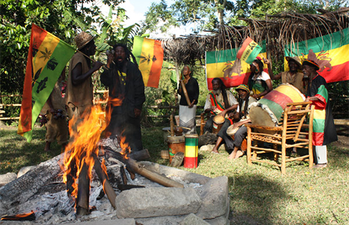 Rastafarian Indigenous Village Tour from RIU Montego Bay.