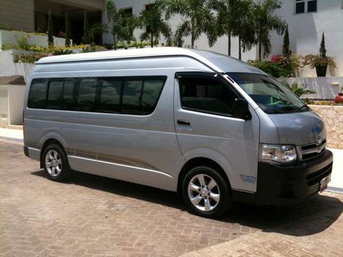 Transportation Negril to Sandals Whitehouse