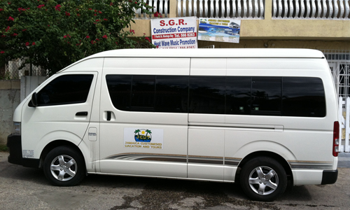 Airport Transfer to Ocho Rios from Montego Bay