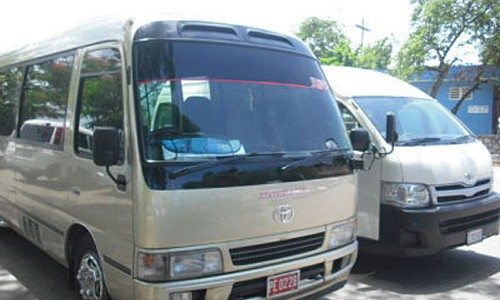 Best Group Transportation Rates in Jamaica