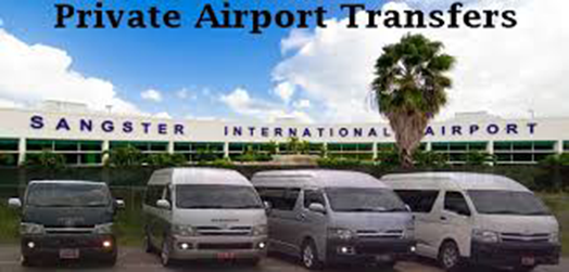 How to get from Montego Bay airport to Negril