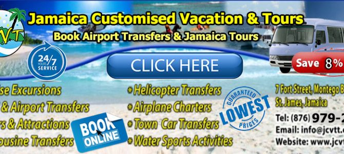 Jamaica Airport Transfers, Taxi and Tours Videos